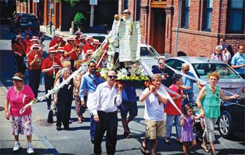 St. Anthony of Padua Procession