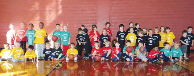 Nazzaro Community Center Basketball Programs