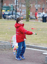 Columbus Park Easter Egg Hunt