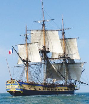 The L'Hermione